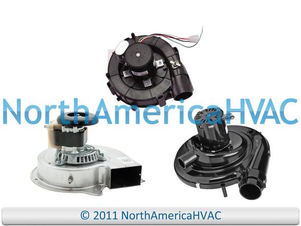 OEM York Luxaire Coleman Furnace Inducer Fan Motor JA1P082NS