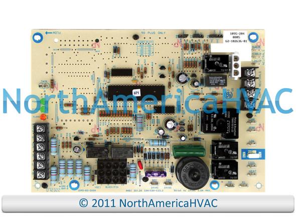 OEM RheemRuud WeatherKing Furnace Control Circuit Board 62-100610-01 6210061002