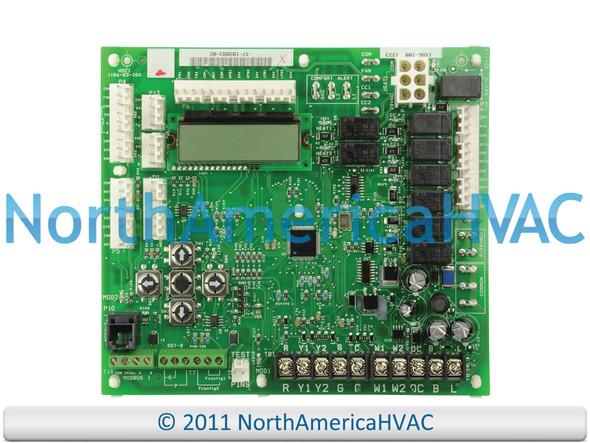 OEM Rheem Ruud WeatherKing Furnace Control Circuit Board 47-102883-02 1186-100
