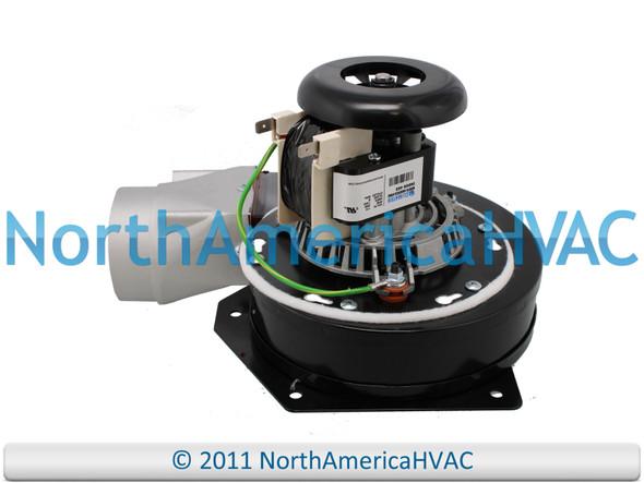 Climatek Pellet Stove Exhaust Vent Inducer Motor Assembly 80602 USS80602