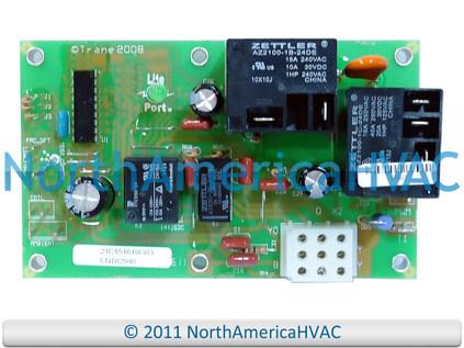Trane American Standard Defrost Control Board CNT04365 21C140501G40