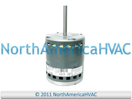 GE Carrier FAN MOTOR 1//4 HP 208-230 Volt 5KCP39KFBA21S