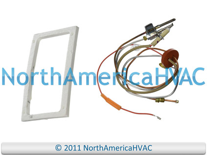 SP20789 GE Upgraded OEM Water Heater Ignitor Igniter Pilot Assembly Kit