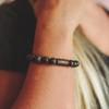Bronzite  Stretch Bracelet