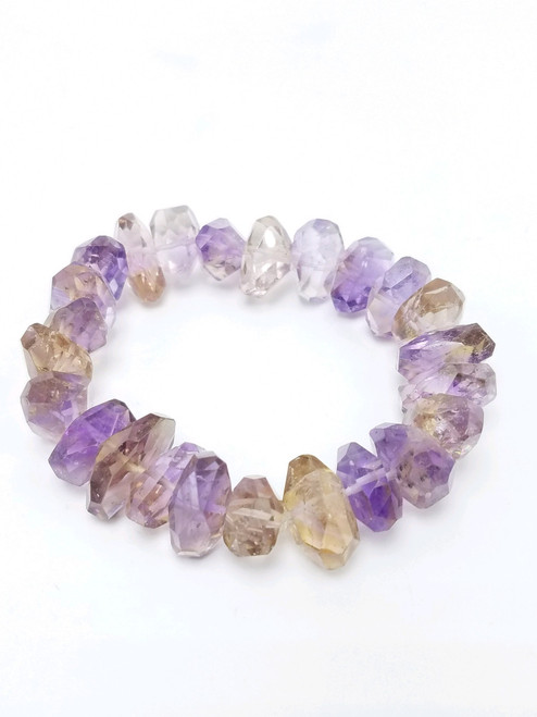 Ametrine Stretch Bracelet