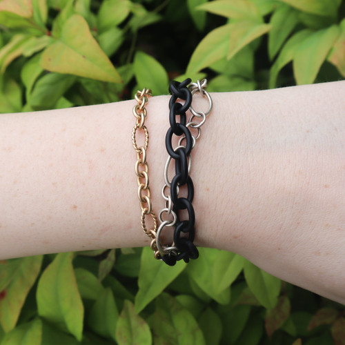 Mixed Chain Bracelet 4
