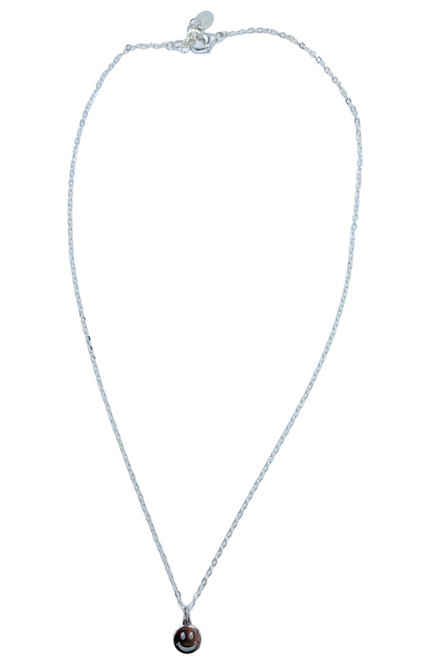 Smiley Face Short Necklace