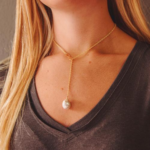 Baroque Necklace