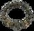 Bronzite and Bronze Unisex Bracelet