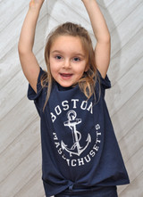 KIDS CIR ANCHOR T