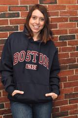 BOSTON 1630 BOX HOODIE
