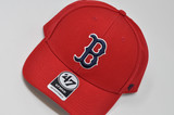 RED SOX CAP MVP WOOL RED