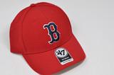 RED SOX CAP MVP WOOL RED