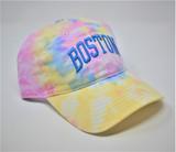 The Best Boston Tye Dye Cap - One Size