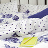 Joules Inky Chinoiserie Duvet Cover Blue