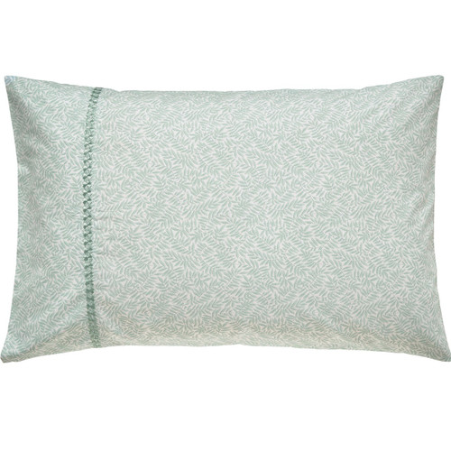 Fable Eram Housewife Pillowcase In Duck Egg