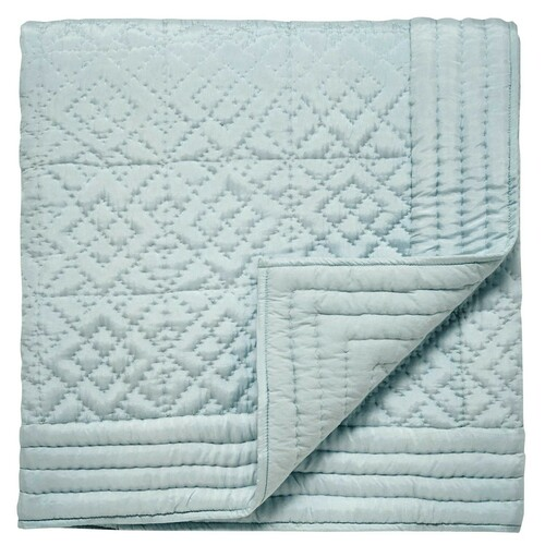 Fable Eram Charbagh Throw In Duck Egg