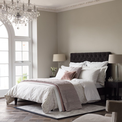 Fable Romilly Bedding in Amethyst Pink