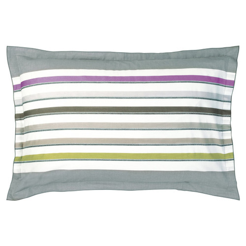 Designers Guild Astrakhan Oxford Pillowcase in Dove