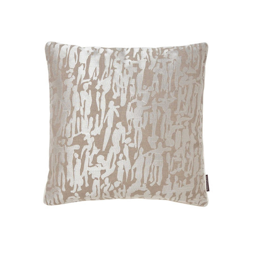 Harlequin Lattice People Cushion