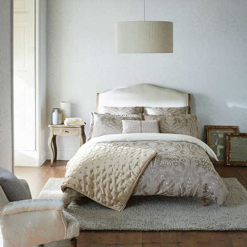 Harlequin Florence Damask Bedding in Pebble