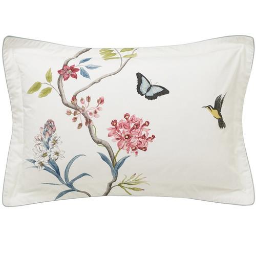 Sanderson Clementine Oxford Pillowcase