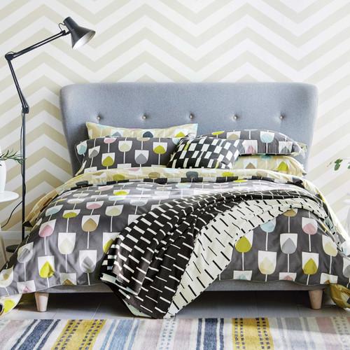 Scion Sula Bedding In Graphite