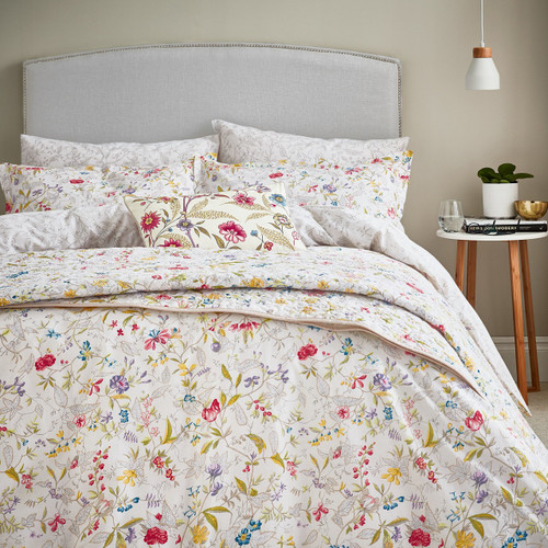 V&A Botanica Floral Bedding Sets Multi