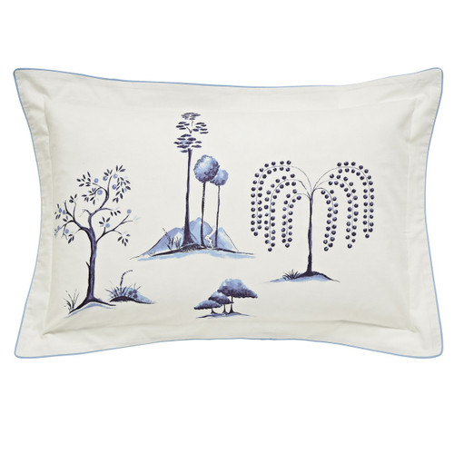 Sanderson Willow Tree Oxford Pillowcase