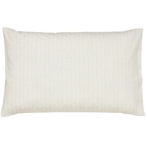 Scion Tetra Housewife Pillowcase (pair), Hessian And Mint