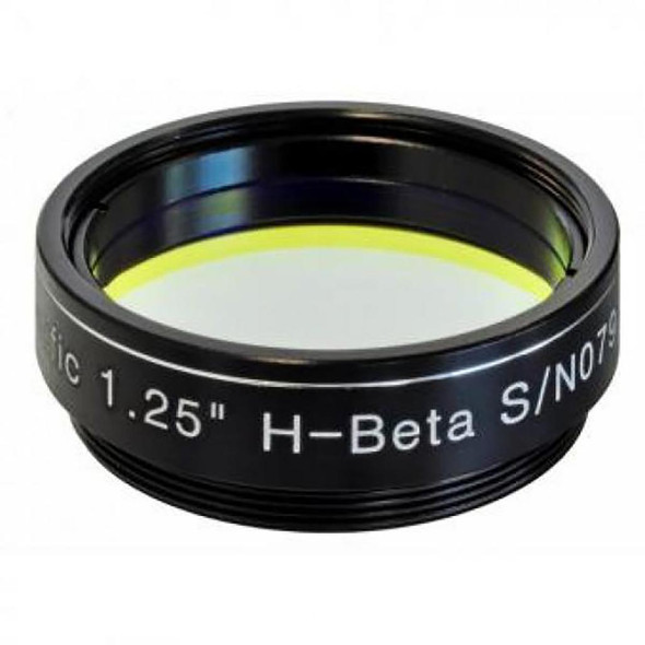 "Explore Scientific Nebula Filter H-Beta 1.25"" (310235) -2"