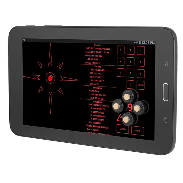 Explore Scientific Touch Screen Buttons for PMC-Eight - TSB4-00 (TSB4-00) -1