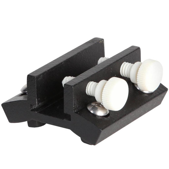 Explore Scientific Finder Scope Base with Mounting Screws (FNDRBASEBLK) -1
