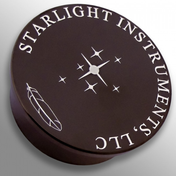 "Starlight Instruments 2"" Dust Cap for Any 2.0"" Opening-1"