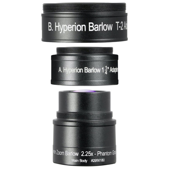 Baader Hyperion Zoom 2.25X Barlow-1