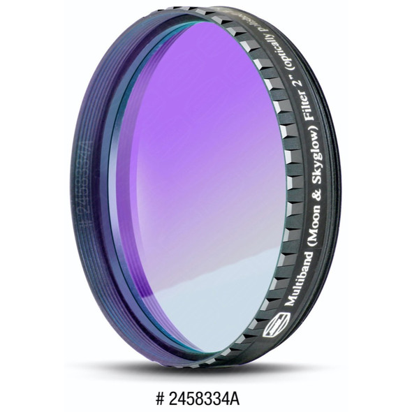 "Baader Moon & Skyglowfilter, 1.25"" New version w/higher trans-2"