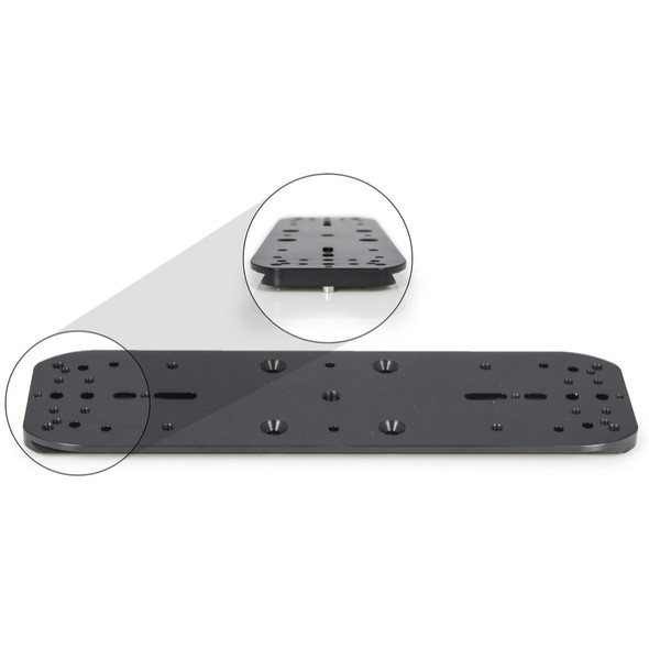 Baader D-Series Double Dovetail Mounting Plate - 300mm-1