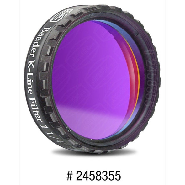 """Baader K-Line Double Stacked Filter - 1.25""""-1"""