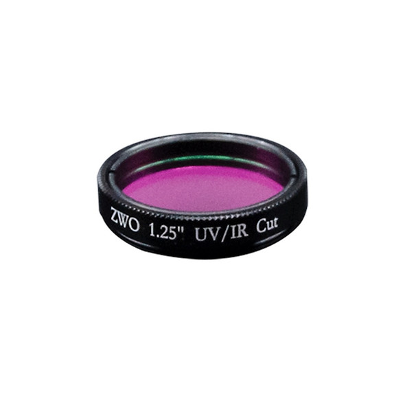 "ZWO UV/IR CUT filter - 1.25"" (IRCUT1.25)-1"