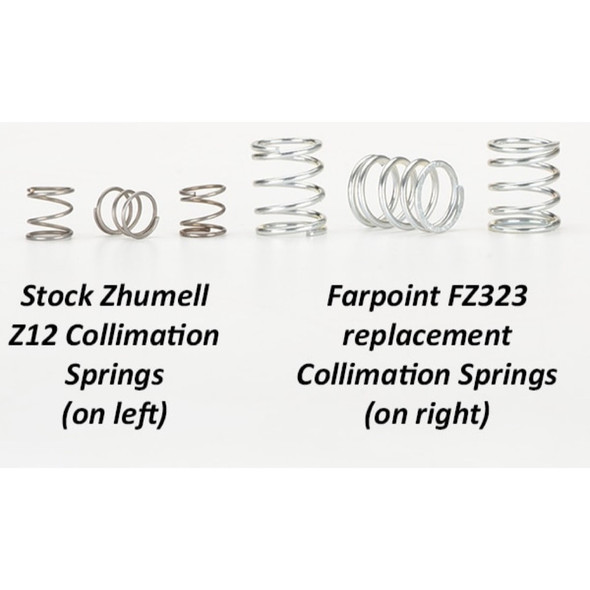 Farpoint Collimation Spring Kit - Zhumell Z12-2