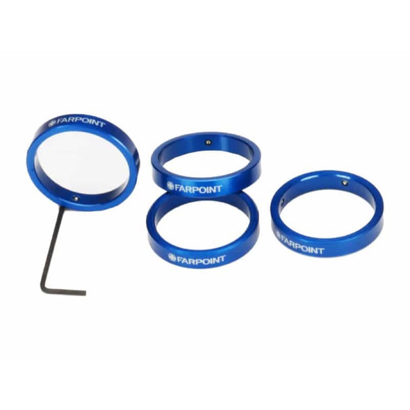 "Farpoint Parfocal Rings - 1.25"" - 4 Pack-1"