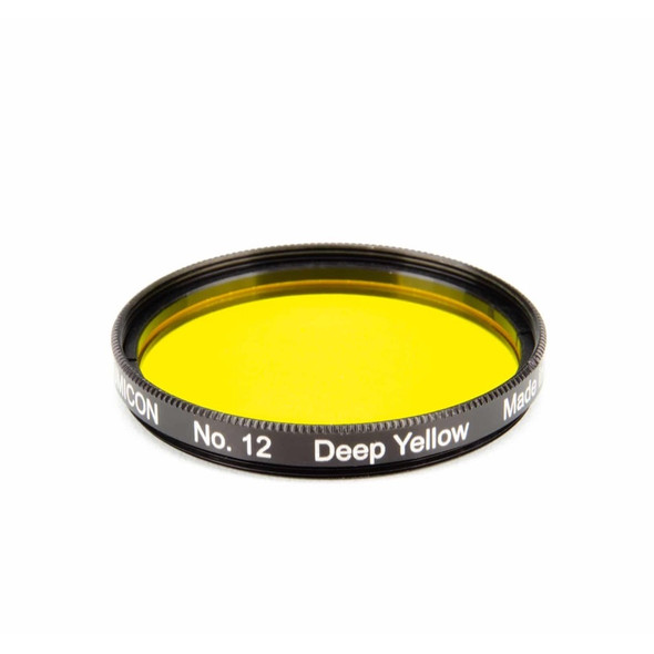 Lumicon #12 Deep Yellow Color Filter-2