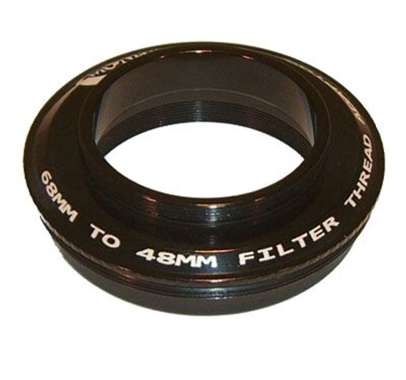 """Moonlite 2.5"""" M68x1 to 48mm filter Thread Adapter"""