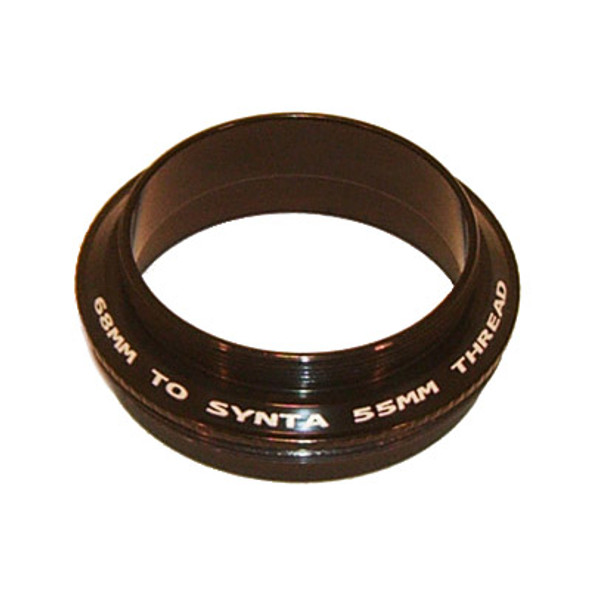 """Moonlite 2.5"""" M68x1 to 55mm Synta Thread Adapter"""