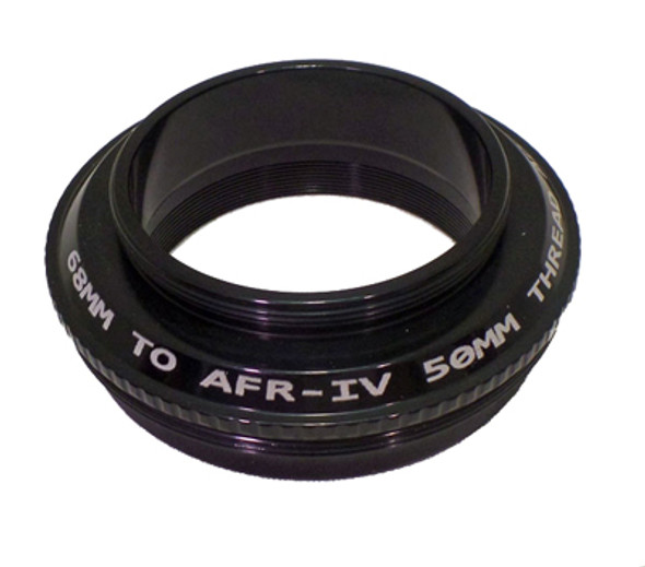 """Moonlite 2.5"""" M68x1 to AFR-IV50mm Adapter"""