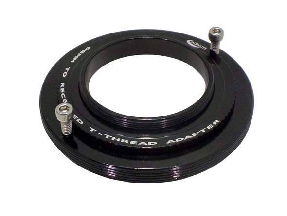 """Moonlite 2.5"""" M68x1 to Recessed T-Thread with lock Ring Adapter"""
