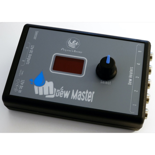 Pegasus DewMaster - 5 Channel Digital Dew Heater Controller