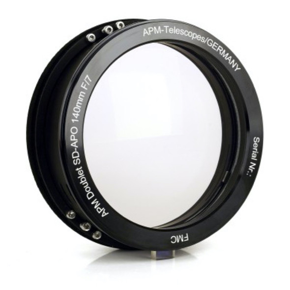 APM 140mm F/7 FPL 53 Doublet APO - Lens in Cell-2