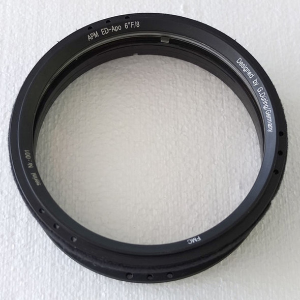 APM 152mm F/8 FPL 51 Doublet APO Lens in Cell-1