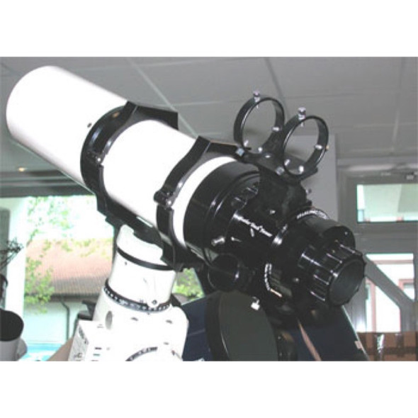 "APM LZOS 100mm F/8 Triplet APO Refractor - 3.5"" Feather Touch-1"